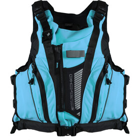 Hiko Aquatic Life Jacket fluorescent blue